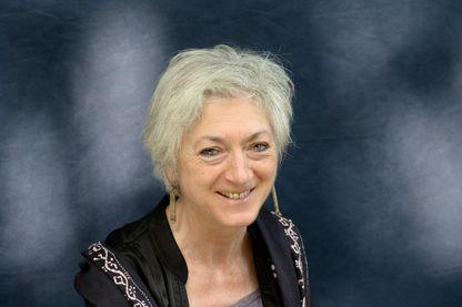 """Sylvie Germain, auteure de """"Le vent reprend ses tours"""", (Albin Michel)."""