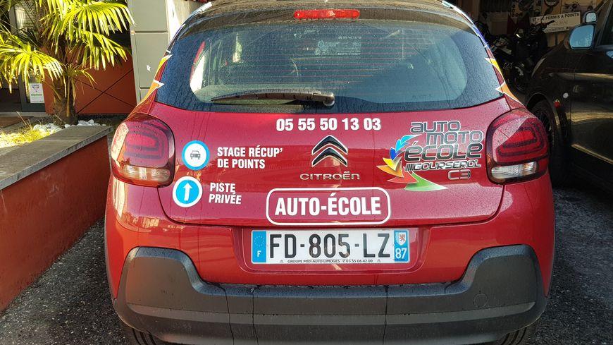 Le passage des voitures Gourserol est fréquent sur Limoges et ses environs...