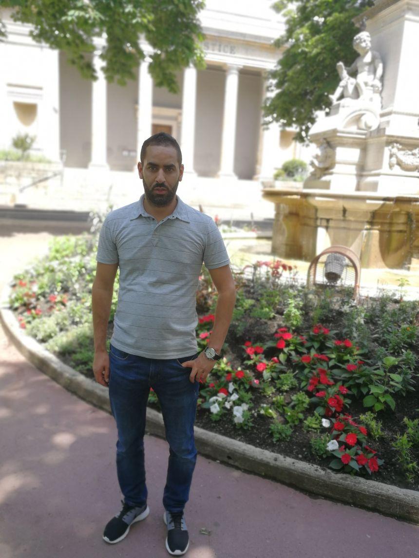 Imad Khouadri, ex-délégué du personnel CFDT