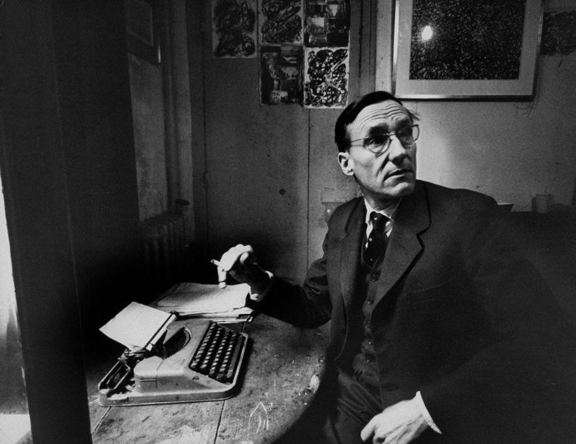 """William S. Burroughs : """"Qu'est-ce que c'est que l'écriture ?"""""""