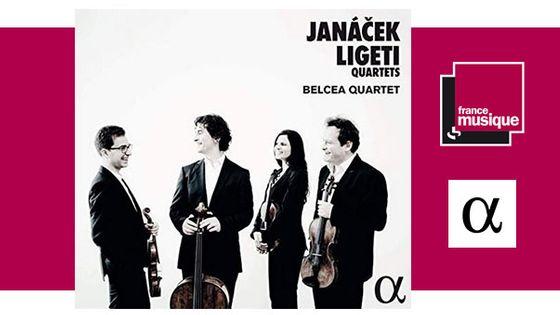 Janácek & Ligeti: Quartets / Belcea Quartet