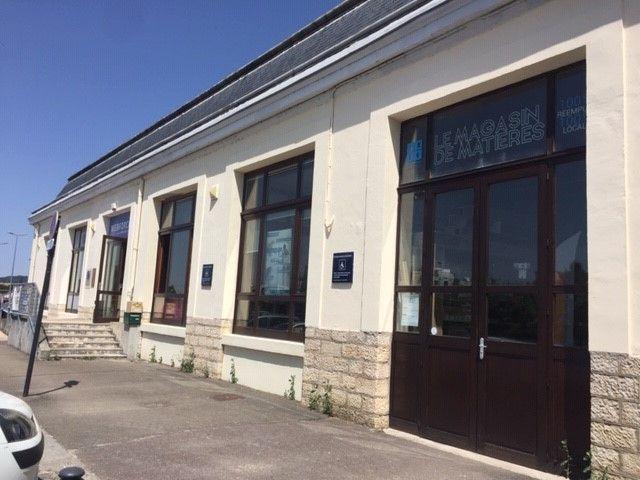 Le FABLAB d'Auxerre s'est installé dans les locaux de la SNCF