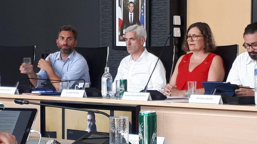 L'enquête pour viol visant Martin Arnout (tout à gauche) a été classée sans suite.