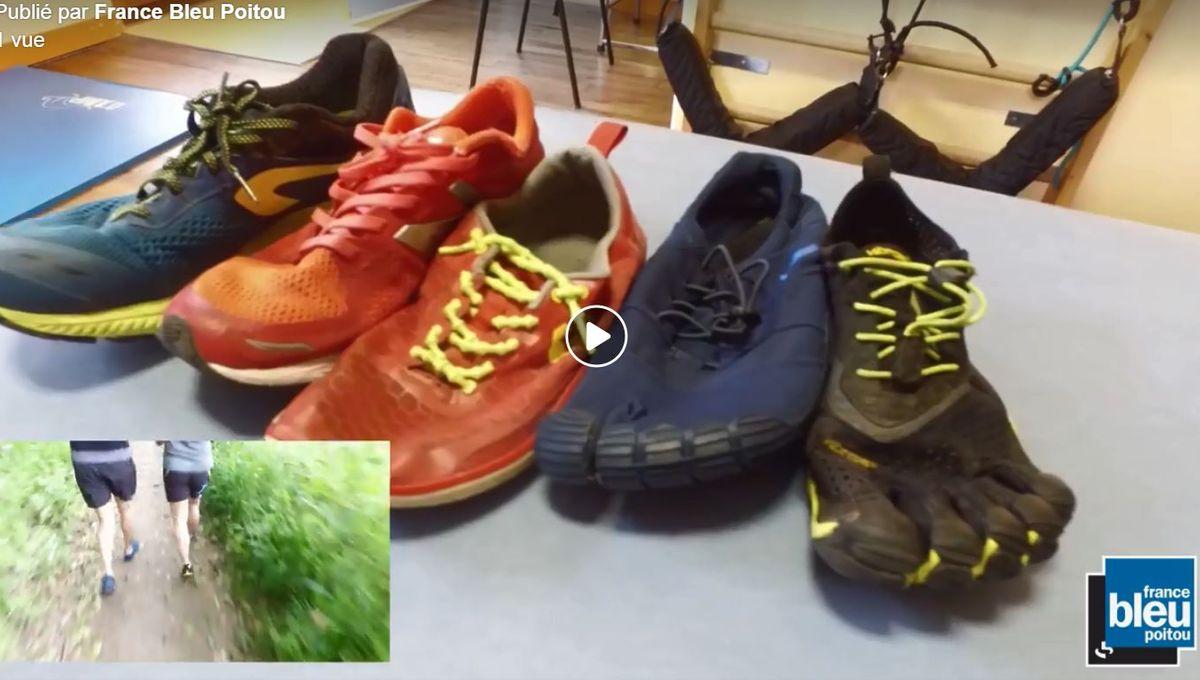 Course à pied : on a testé les chaussures minimalistes