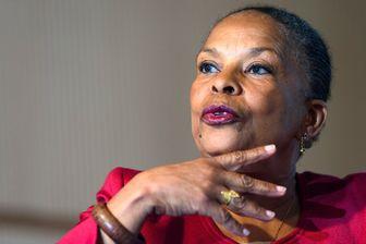 Christiane Taubira le 26 avril 2018