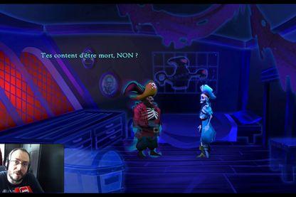 Vaudou, pirates et poulets en caoutchouc : l'univers du jeu vidéo Monkey Island est aussi loufoque qu'exotique