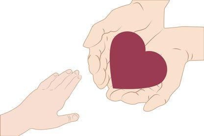 """""""Aucun mot ne pourra vous consoler de votre tristesse mais soyez conscient que, grâce à votre geste, c'est une vie de sauvée, la mienne"""""""