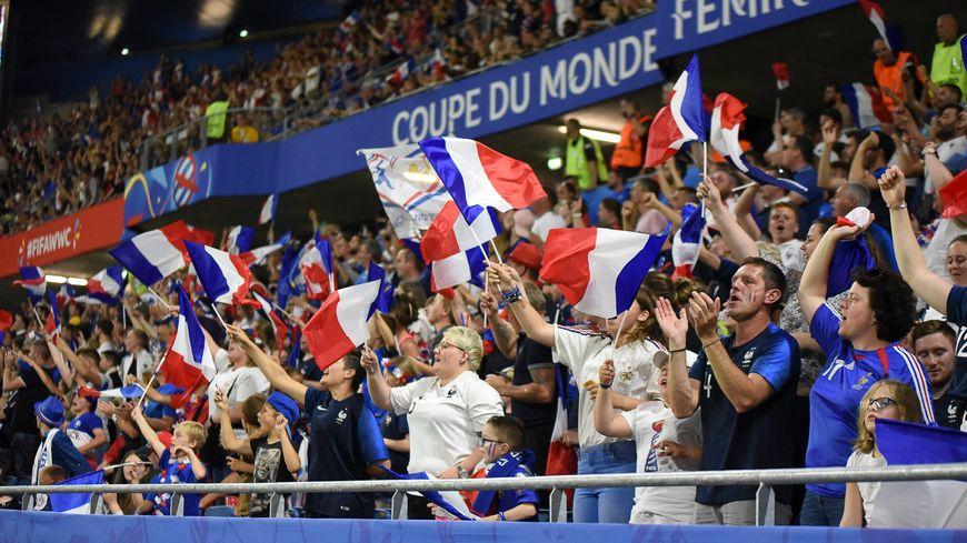 Lors du 8ème de finale face au Brésil, plus de 11 millions de personnes ont regardé le match à la télé