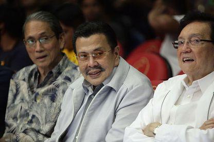 Joseph Estrada, ancienne star de télé devenue président des Philippines