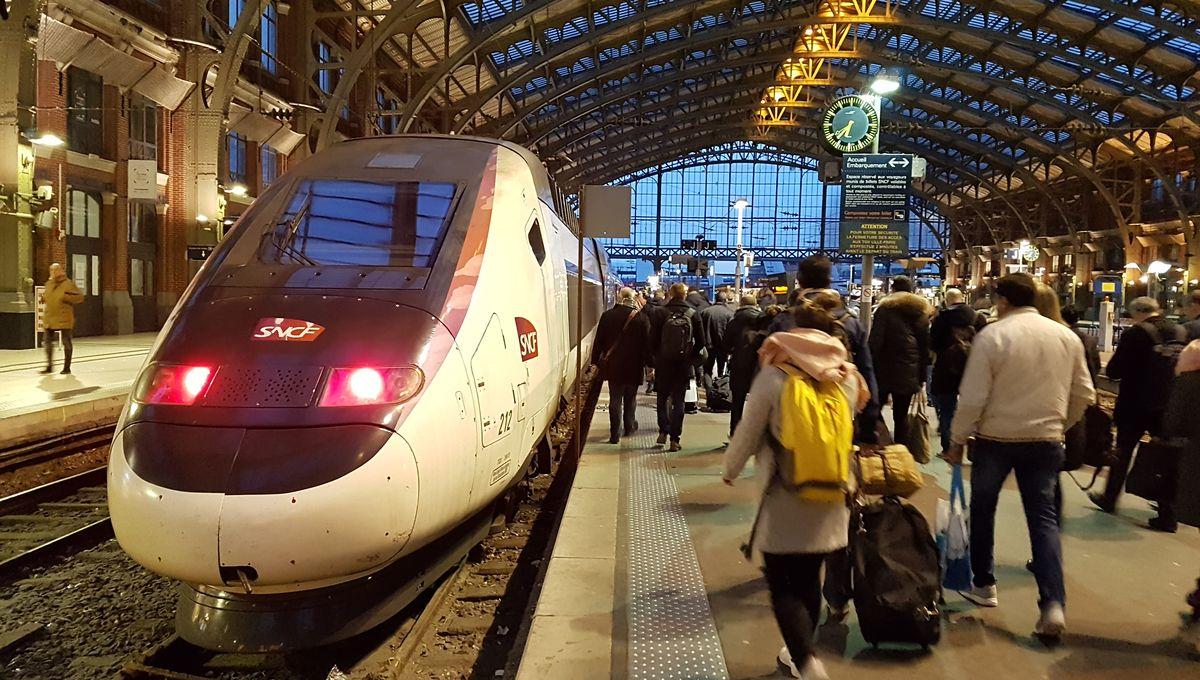 D'importants retards ce mercredi matin sur le réseau TGV et TER du Nord-Pas-de-Calais