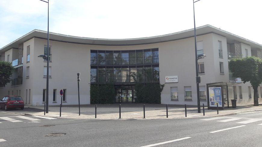 Une résidence pour personnes âgées à Châteauroux