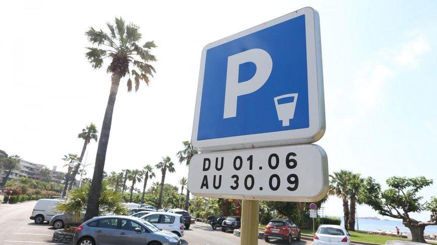 Parking à Nice - Photo d'illustration