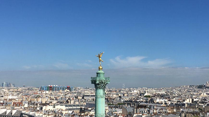 Vue de l'Opéra Bastille