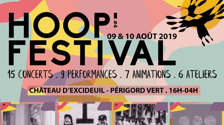 C'est la 4e édition du Hoop Festival