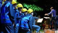 Zerballodu, le concert participatif de fin d'année de l'Orchestre National d'Ile-de-France.