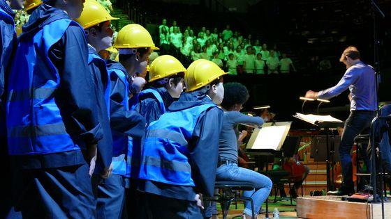 Zerballodu - Orchestre National d'Ile de France