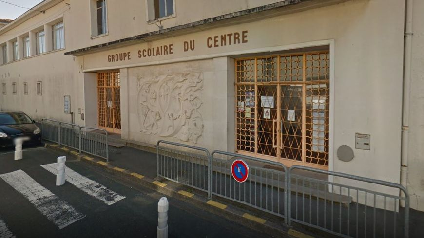 Le groupe scolaire du centre avec ses écoles maternelle et primaire a été fermé jeudi midi par la mairie de Luçon.