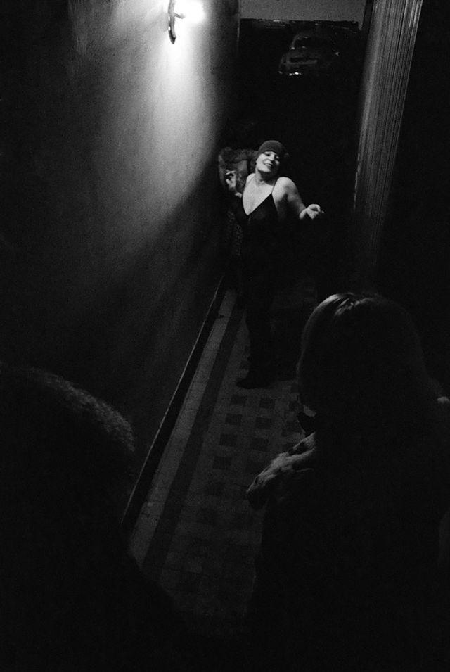 Dans les couloirs du 19 rue des Lombards