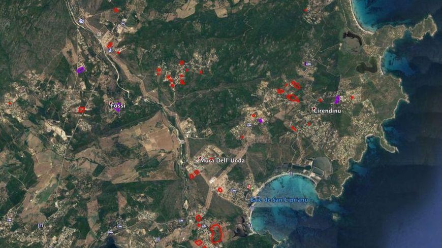 Augmentation des permis de construire dans l'Extrême-sud de la Corse