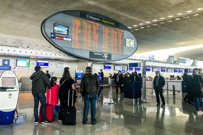 14 tonnes d'objets interdits en cabine ont été saisies à l'aeroport de Roissy en 2017