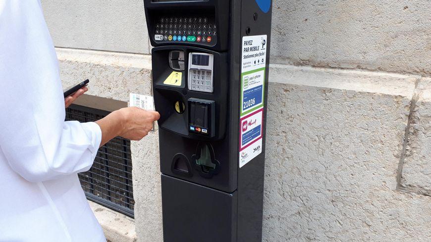 40 000 tickets de stationnement seront distribués à partir de septembre 2019 par les commerçants de Rouen (illustration).