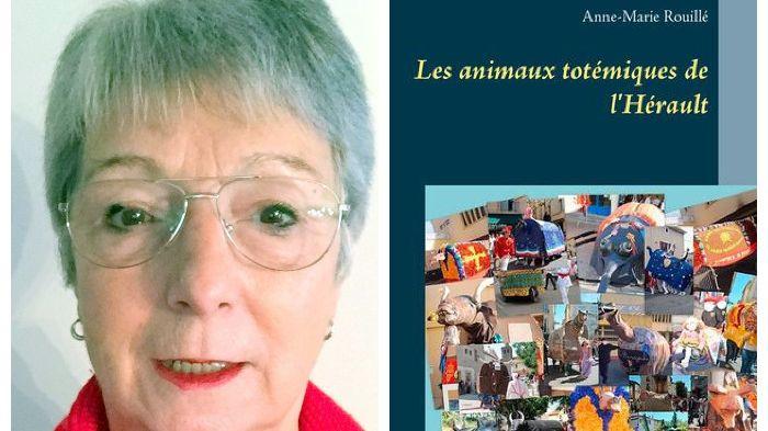 Anne-Marie Rouillé et son livre