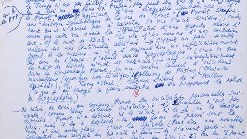 Épisode 3 : Le dernier fidèle de l'écriture