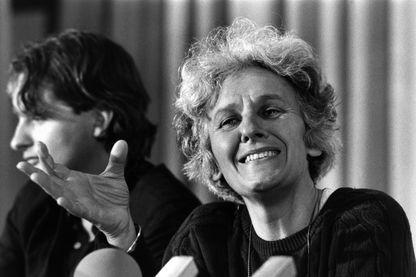 Ariane Mnouchkine en septembre 1991