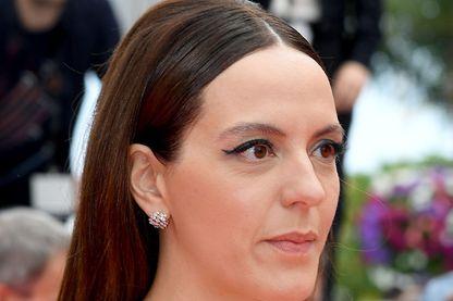 Monia Chokri au Festival de Cannes en 2019