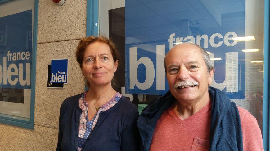 Francine et Pedro Rodriguez