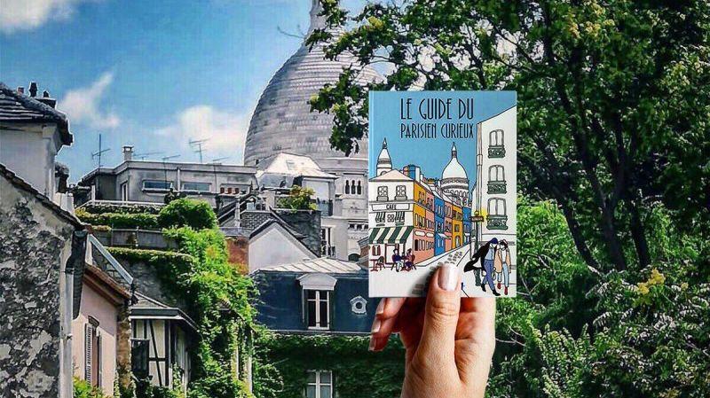 Le guide du Parisien curieux