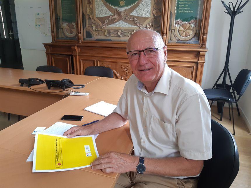 Le maire de Graulhet, Claude Fita, fait tout pour que les messages de prévention canicule soient le plus largement diffusés.
