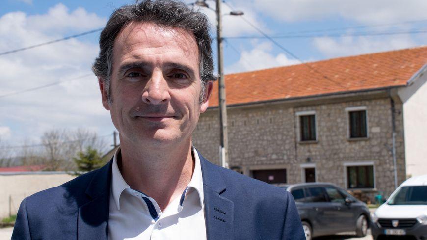 Eric Piolle, maire de Grenoble (Isère)