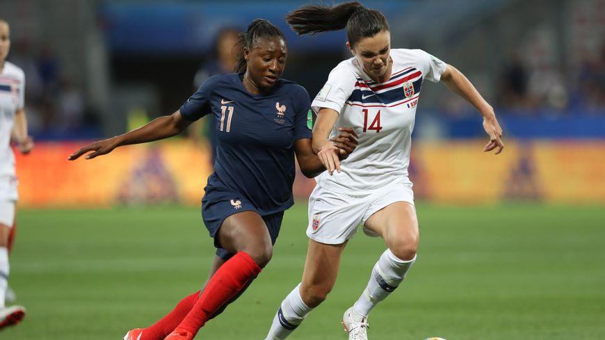 La France affronte la Norvège pour son deuxième match de Coupe du monde.