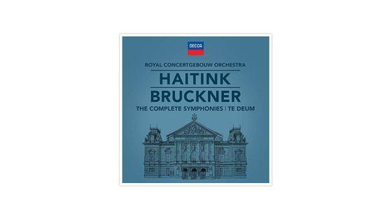 Bernard Haitink Bruckner DECCA