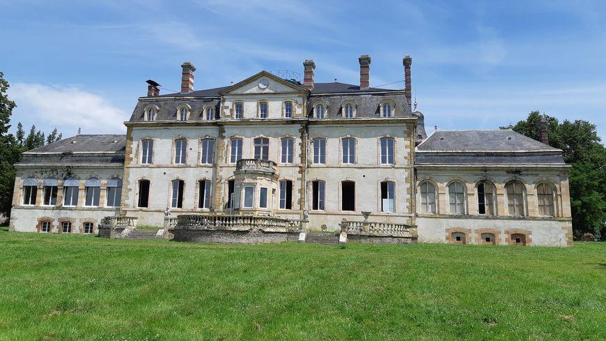Le château du Vignau