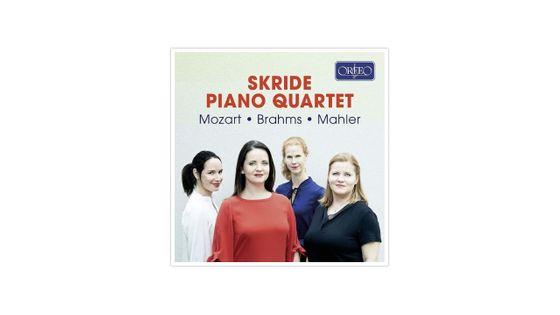 Skride Piano Quartet - Mozart, Brahms, Mahler ORFEO