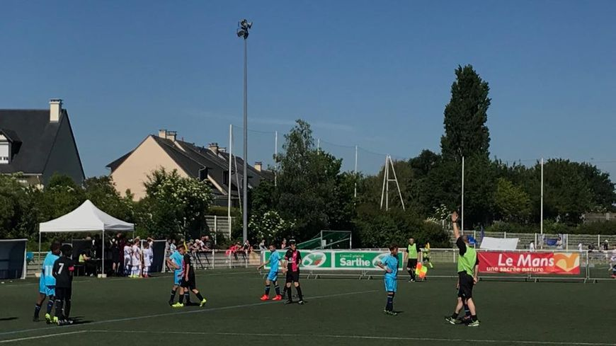Le Mondial réserve quelques suprises, comme cette défaite des jeunes de l'OM 3-0 contre le club francilien de Creil