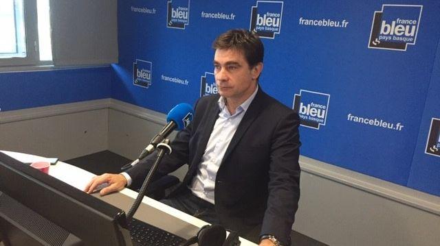 Le Procureur de la République de Bayonne Samuel Vuelta-Simon