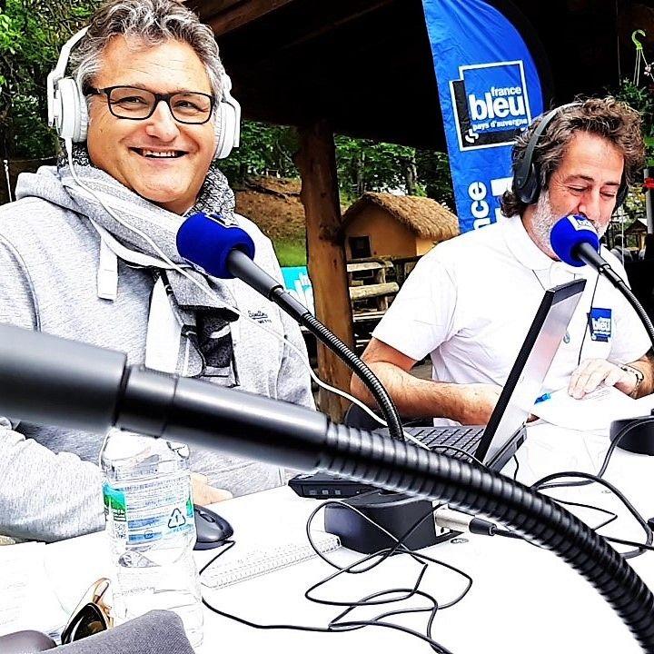 Christophe Noiseux et Jean François Pujante: H2O au Parc animalier d'Auvergne