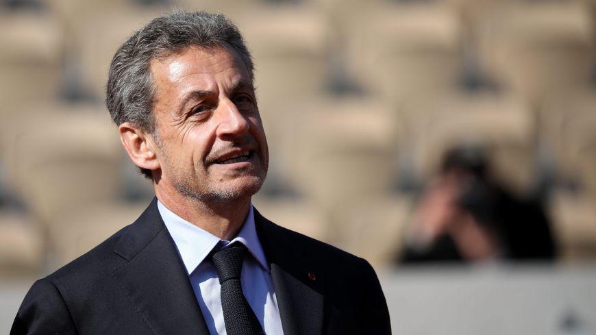 Nicolas Sarkozy en mars 2019