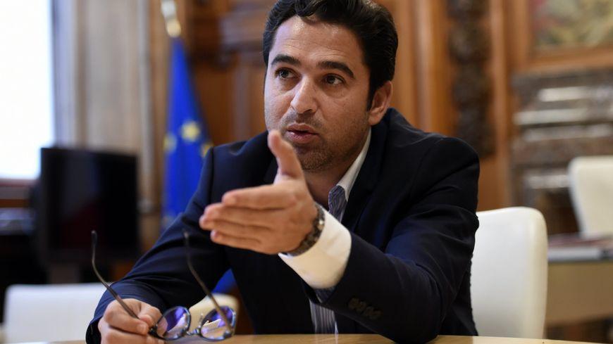 """""""C'est un échec cuisant pour la droite et le centre"""", dit Arnaud Robinet."""