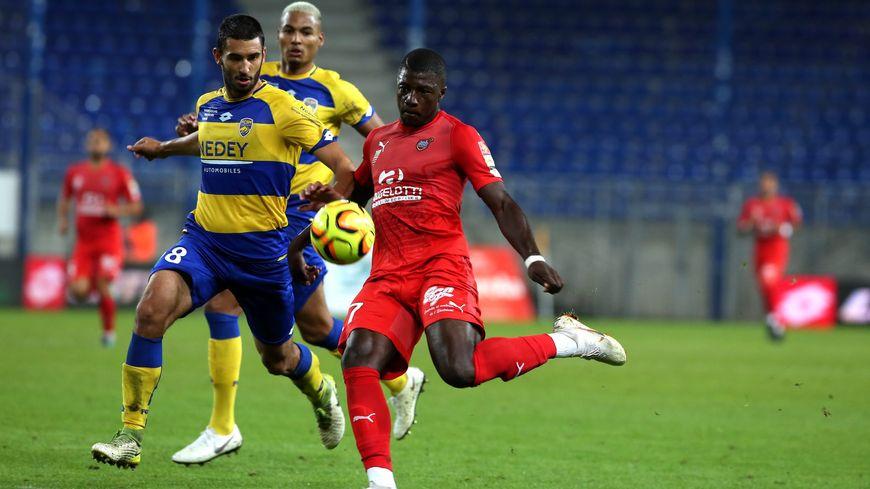 Ibrahim Sissoko a notamment joué à Béziers en 2017, où il participe activement à la montée du club de National en Ligue 2.