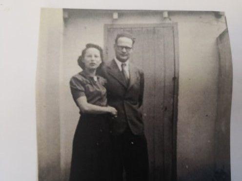 Amédée et Renée Tena