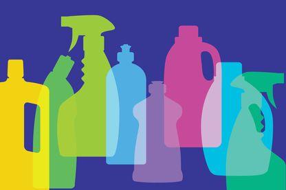 Produits de nettoyage et perturbateurs endocriniens