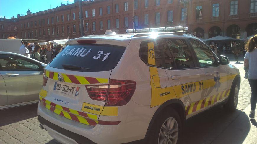 Quatre voitures du SAMU de Haute-Garonne sont désormais équipées d'une sirène américaine plus bruyante.