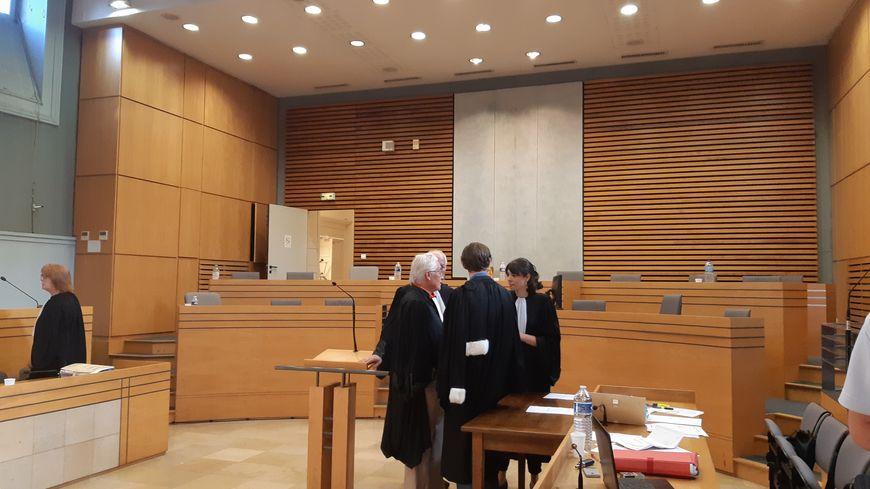 Deux jours de procès d'assises pour le meurtre de la boulangère.