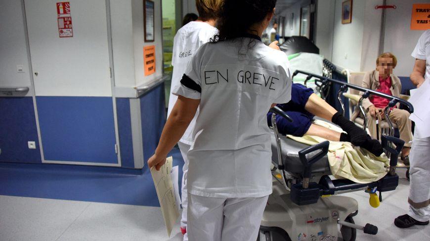 Les urgences de Rodez en grève à partir de mercredi. (image d'archives).