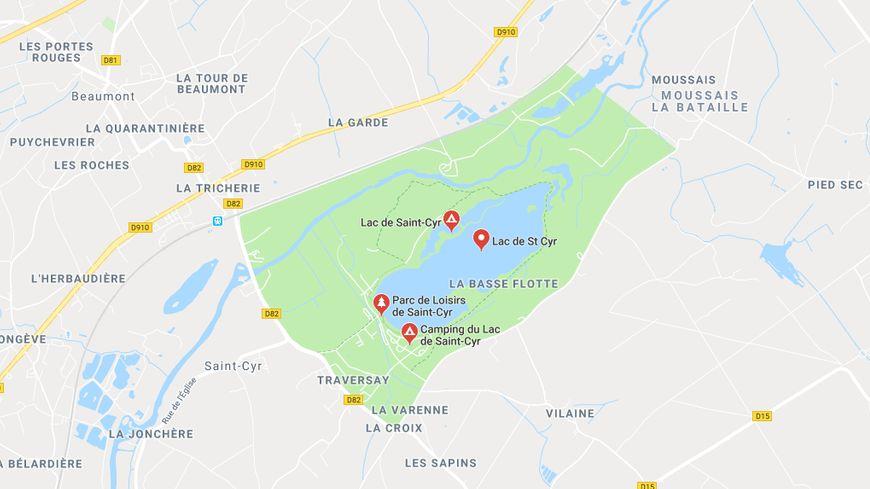 L'homme de 36 ans s'est noyé dans le lac du Parc de Saint-Cyr.