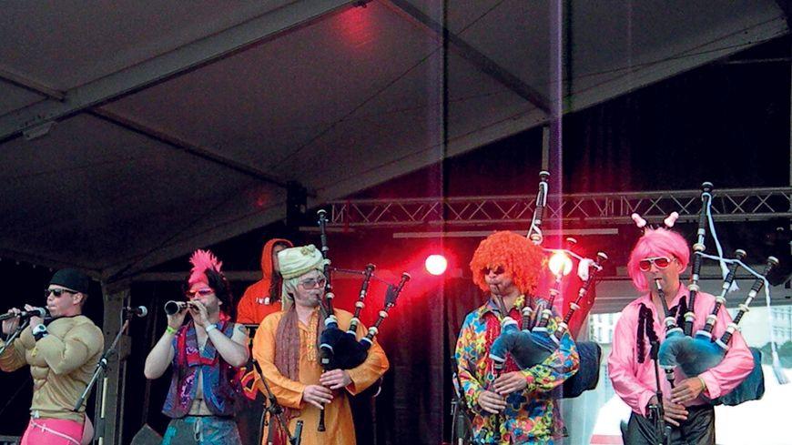 Les Groov-Boys à la Yutz Summer Fest